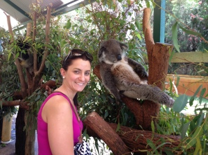 JRP Volunteer Victoria, looking very Australian