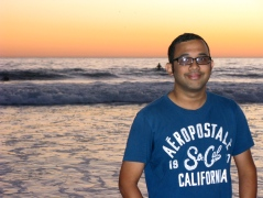 JRP Web Development Volunteer Harish Enjoying Southern California