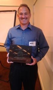 Ed Day - Charlie Rubin -award