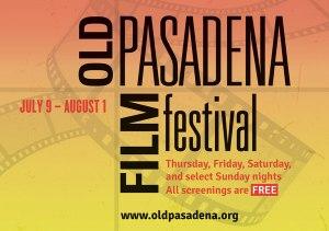 OldPasadenaFilmFestival