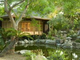 Storrier Stearns Japanese Garden House